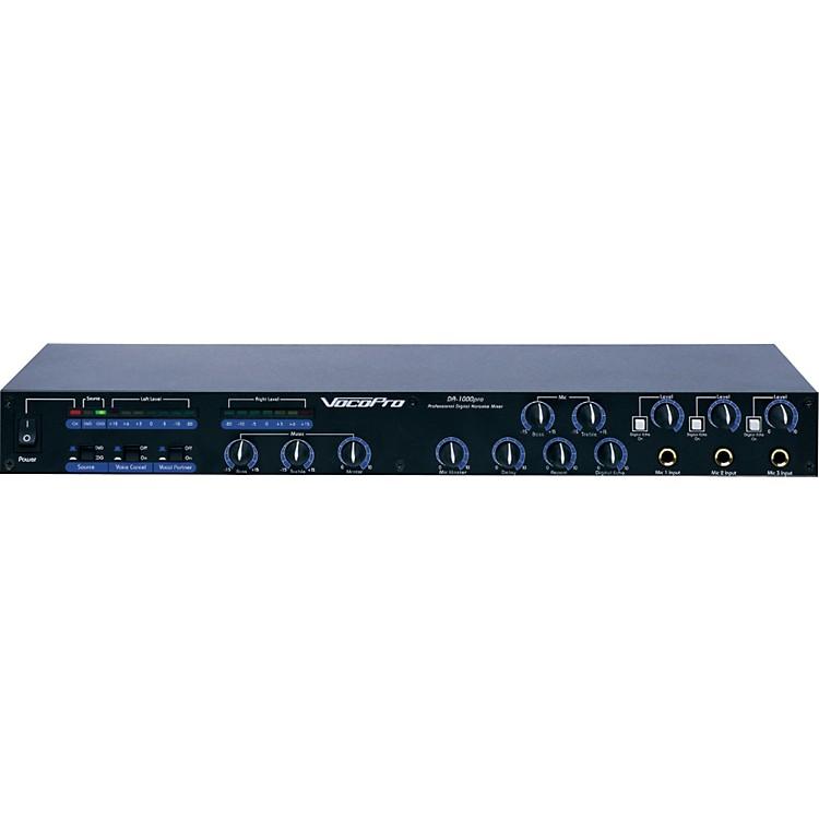 VocoProDA-1000PRO 3-Channel Karaoke Mixer