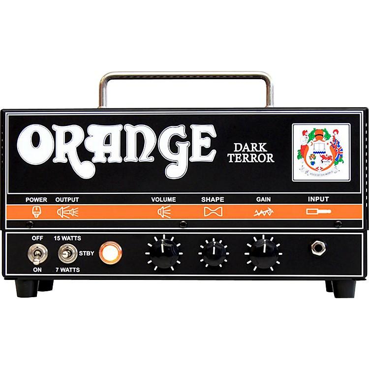 Orange AmplifiersDA15H Dark Terror 15 15W Tube Guitar Amp Head