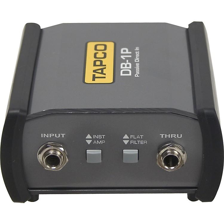 TapcoDB-1P Passive Direct Box
