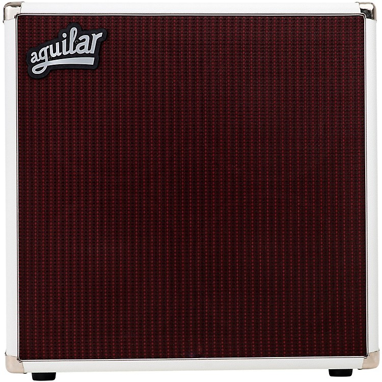 AguilarDB 410 White Hot 8 Ohm Bass Speaker Cabinet