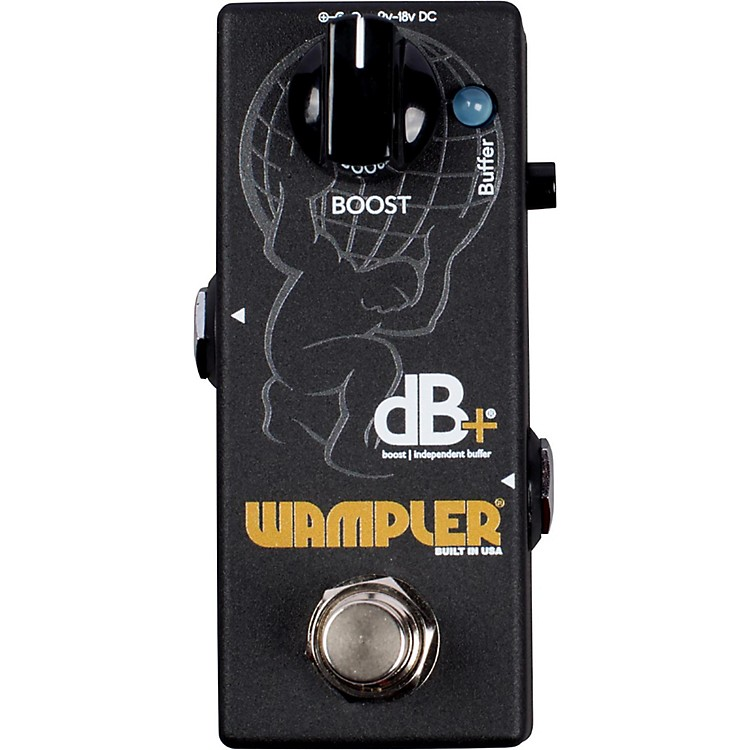 Wampler DB Boost Independent Buffer Pedal
