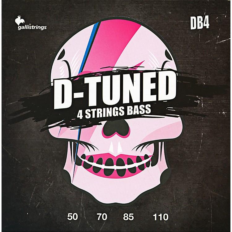 Galli StringsDB4 D-TUNED Bass Strings 50-110