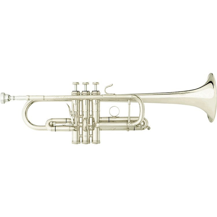 B&S DBXF Large Bore X-Series Bb Trumpet with Fixed Bell Silver plated Fixed Classical Bell