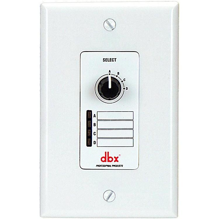 dbxDBXZC3V Wall Mount Zone Control