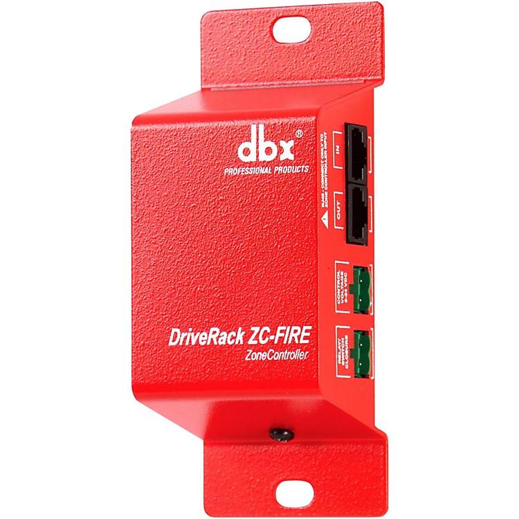 dbxDBXZCV-FIRE Wall Mount Drive Rack Zone Control