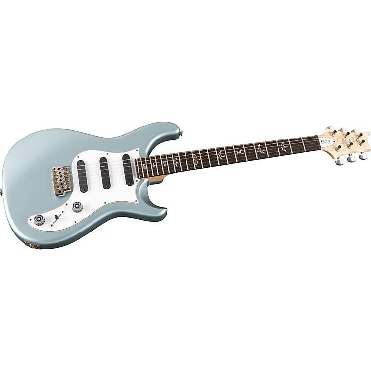 PRSDC3 with Bird Inlays Electric GuitarSmoked AmberRosewood Fretboard