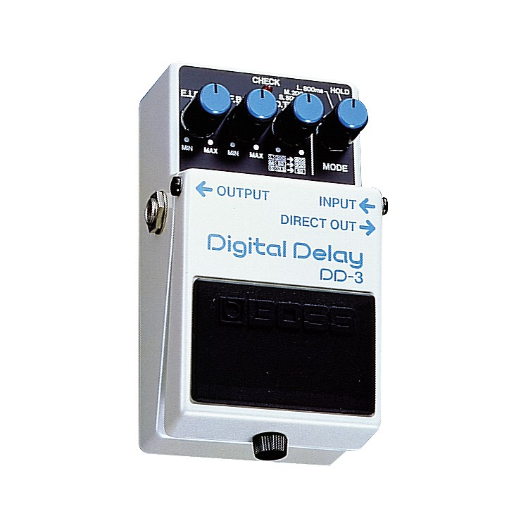BossDD-3 Digital Delay Pedal