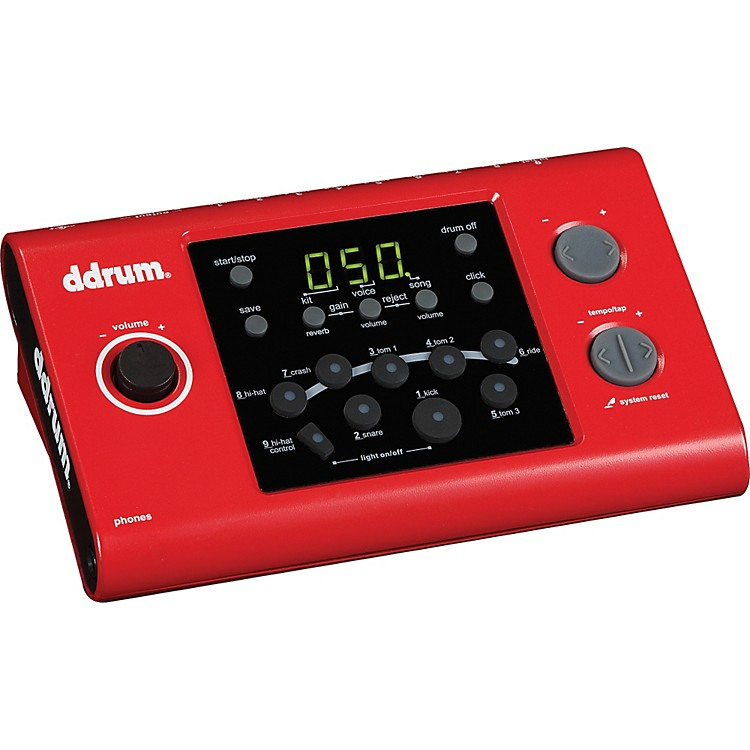 Ddrum DD1 Electronic Drum Module  888365846927