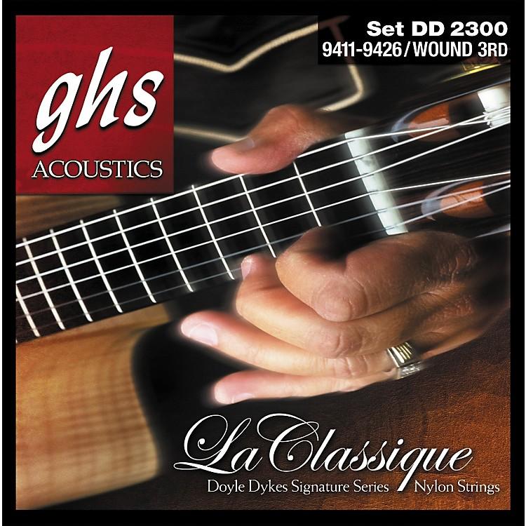 GHSDD2300 Doyle Dykes Signature Classical Guitar Strings