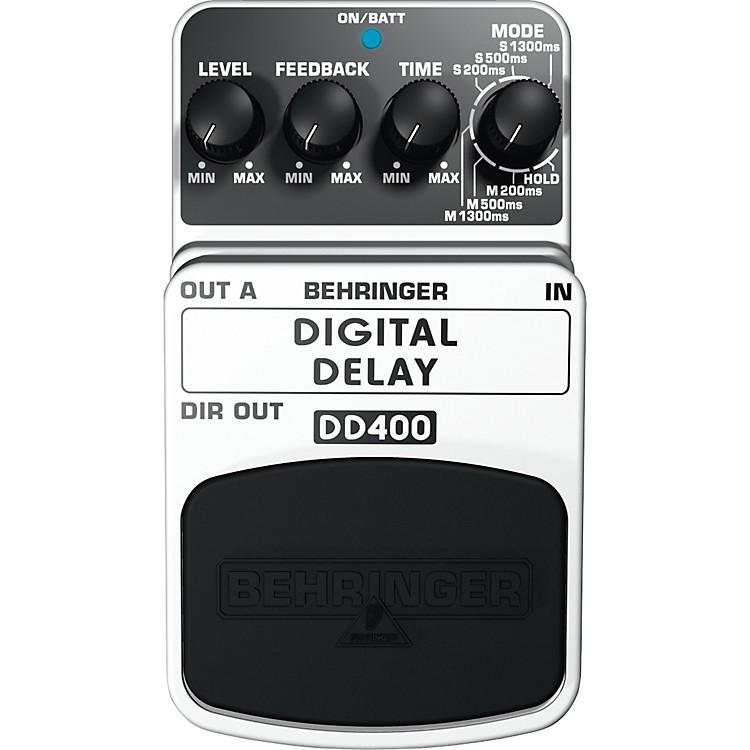 BehringerDD400 Digital Delay Guitar Effects Pedal