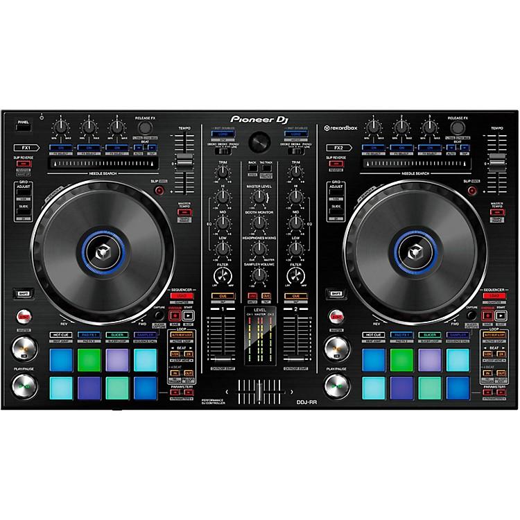 PioneerDDJ-RR Professional 2-Channel DJ Controller for Rekordbox DJ