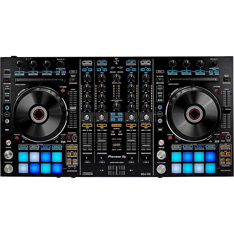 PioneerDDJ RX 4-Channel Rekordbox DJ Controller