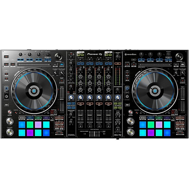 PioneerDDJ-RZ 4-Channel Rekordbox DJ Controller with Performance Pads