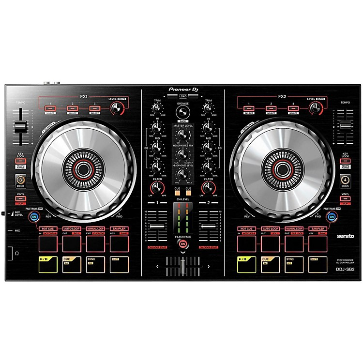 PioneerDDJ-SB2 Serato DJ Intro Controller