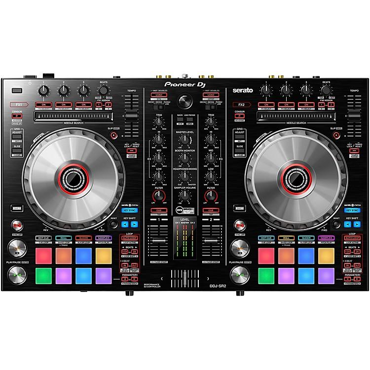 PioneerDDJ-SR2 2-channel Serato DJ Controller