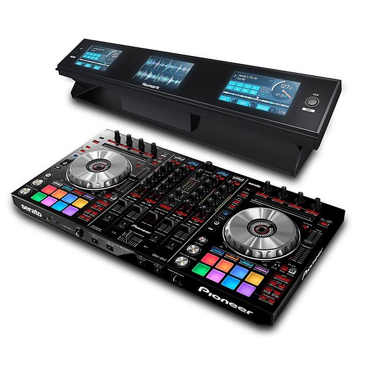 PioneerDDJ-SX2 Performance DJ Controller with Dashboard 3-Screen Dislpay