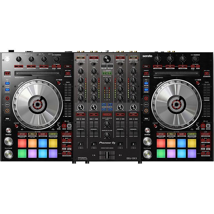 PioneerDDJ-SX3 DJ Controller for Serato DJ Pro