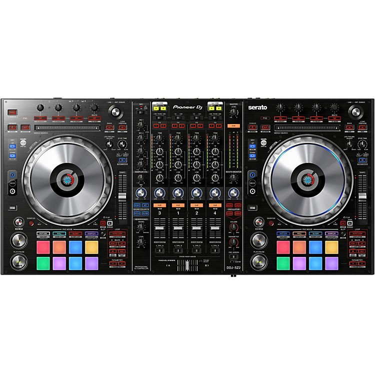 PioneerDDJ-SZ2 Professional DJ Controller with Serato DJ