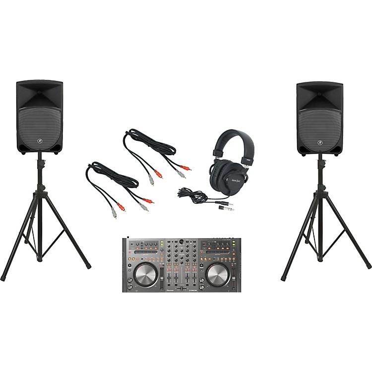 PioneerDDJ-T1 / Mackie Thump TH-12A DJ Package