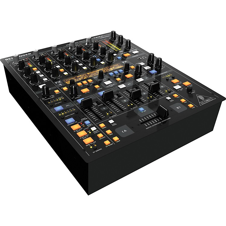behringer ddm4000 pro digital dj mixer music123. Black Bedroom Furniture Sets. Home Design Ideas