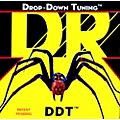 DR Strings DDT-10 Drop Down Tuning Medium Electric Guitar Strings 3-Pack