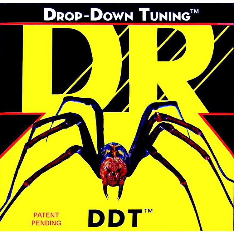 DR StringsDDT-10 Drop Down Tuning Medium Electric Guitar Strings 3-Pack