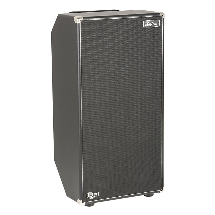 KustomDE810H Deep End 8x10 Bass Speaker Cabinet