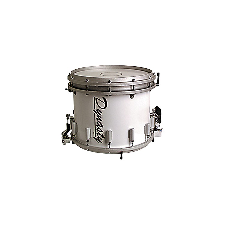 Dynasty DFXT Marching Double Snare Drum White