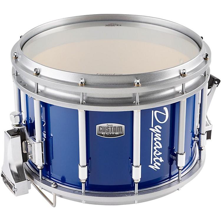 DynastyDFZ Tube Style Shorty Snare DrumBlue14x10