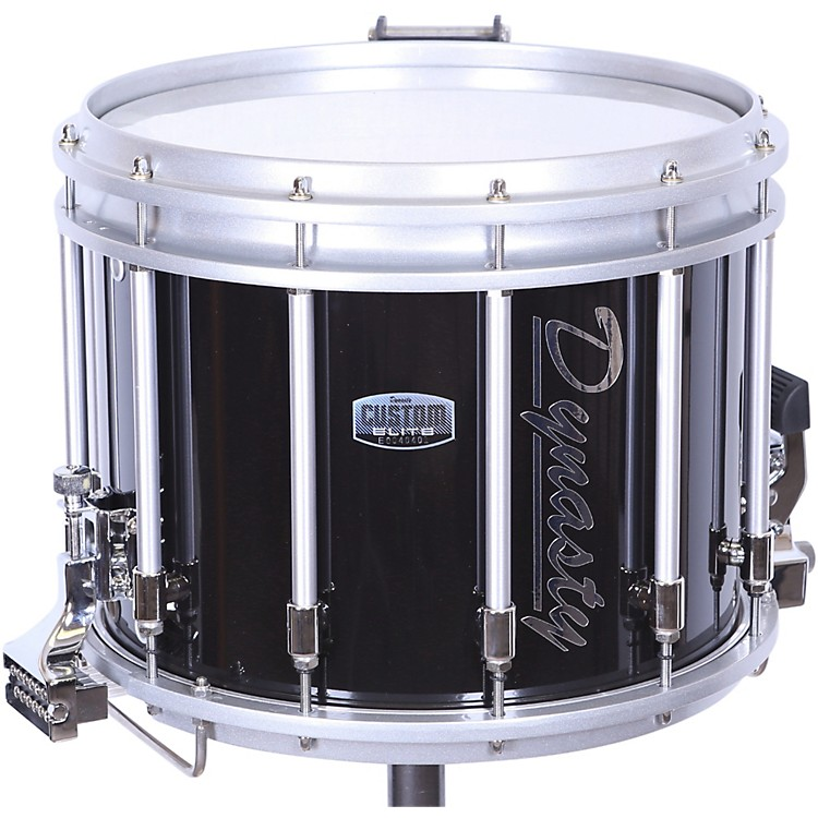 Dynasty DFZ Tube Style Snare Drum White 14x12