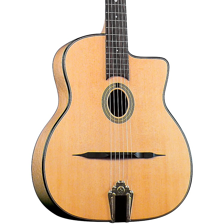 Gitane DG-250M Professional Gypsy Jazz Guitar High Gloss Natural