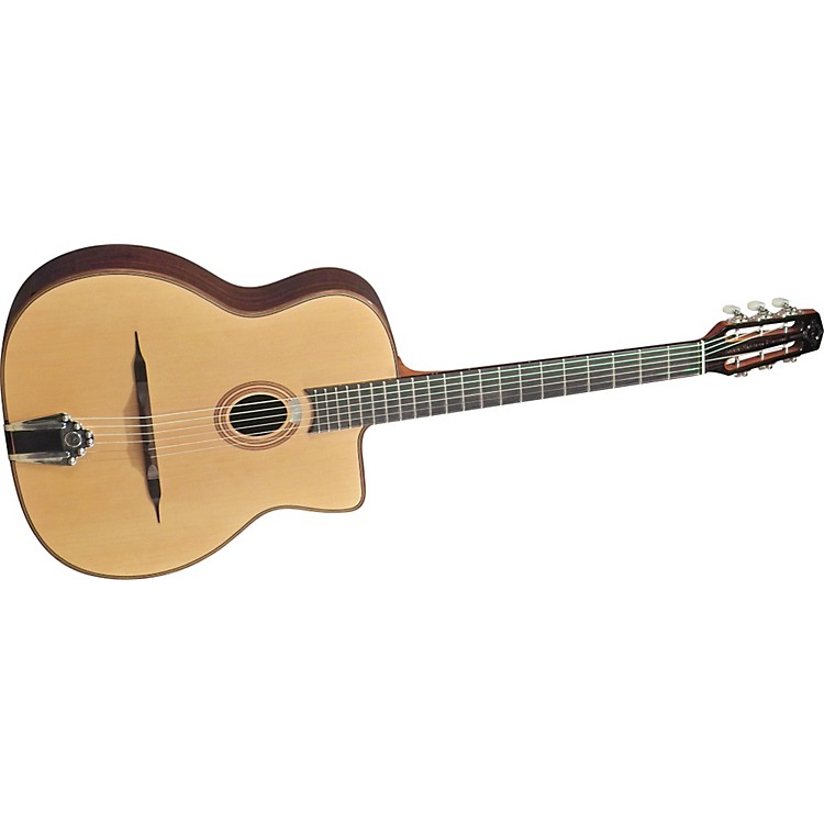 GitaneDG-340 Modele Stephane Wrembel Gypsy Jazz Guitar