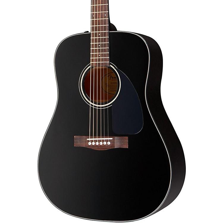 FenderDG-60 Acoustic GuitarBlack