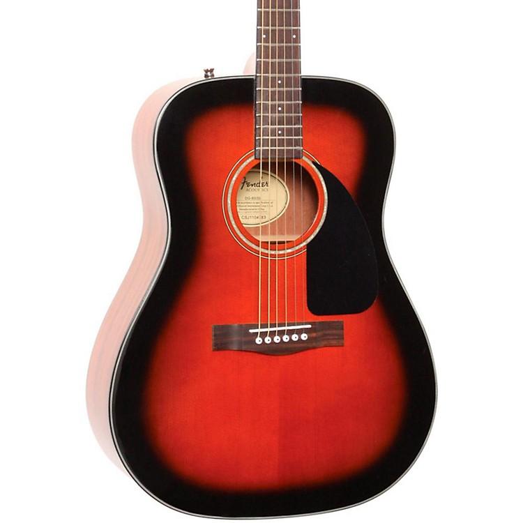 FenderDG-60 Acoustic GuitarSunburst