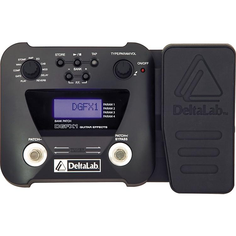 DeltaLabDGFX1 Guitar Multi Effects Pedal