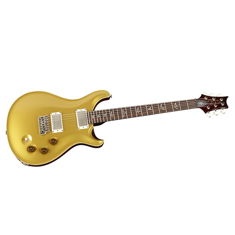 PRSDGT David Grissom Signature Model with Bird Inlays Electric GuitarGold Top