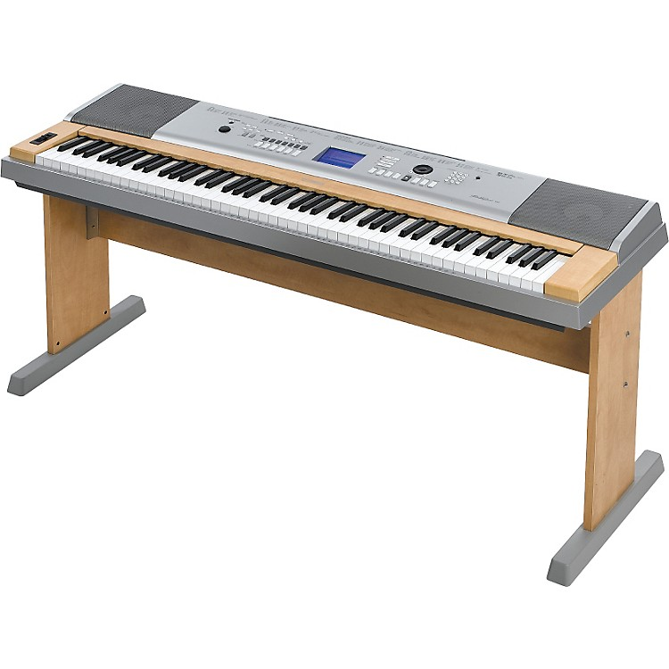 Yamaha dgx620 88 key portable grand keyboard music123 for Yamaha full size keyboard with 88 keys