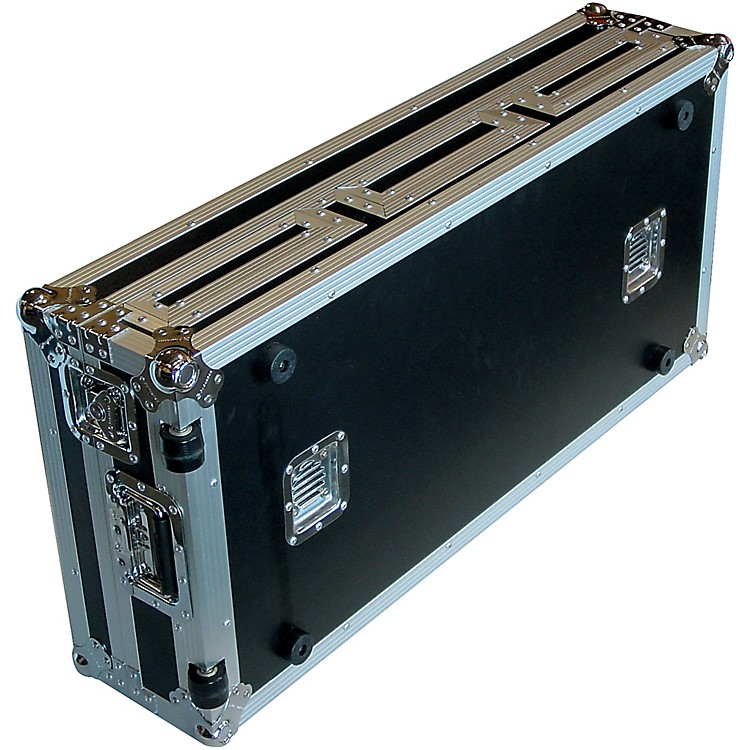 EuroliteDJ Coffin Case with Cooling Fans and Wheels