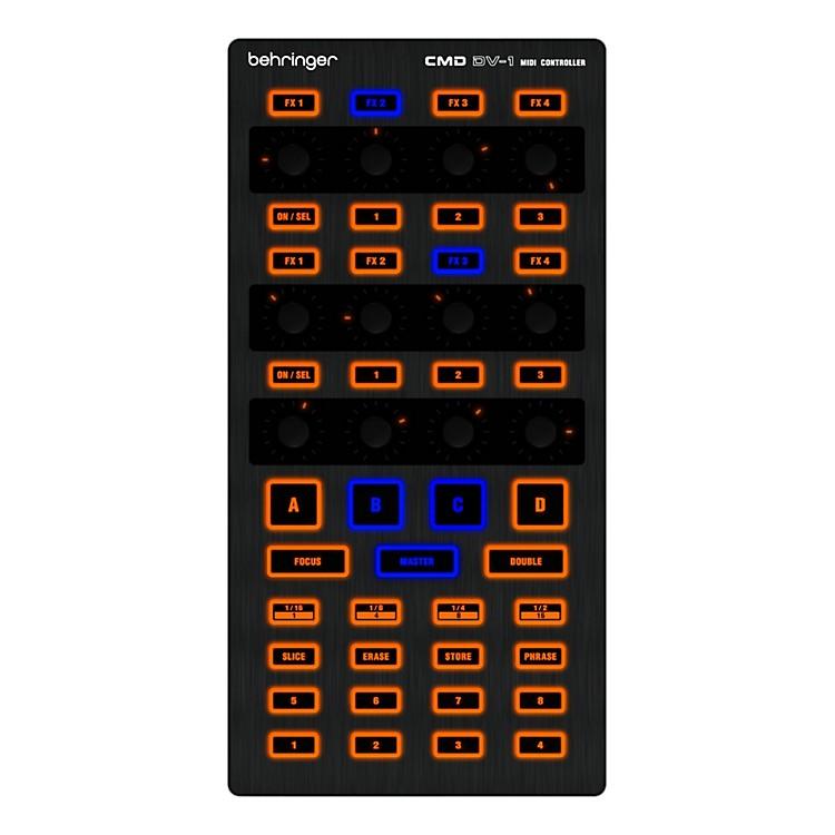 BehringerDJ Controller CMD DV-1