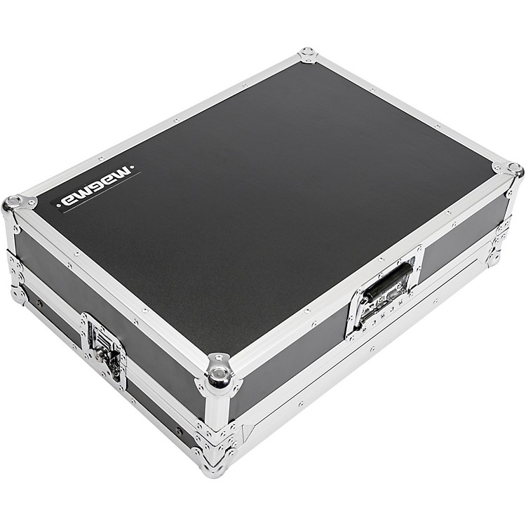 Magma Cases DJ-Controller Workstation NS6II ATA-Style Road Case for Numark Black