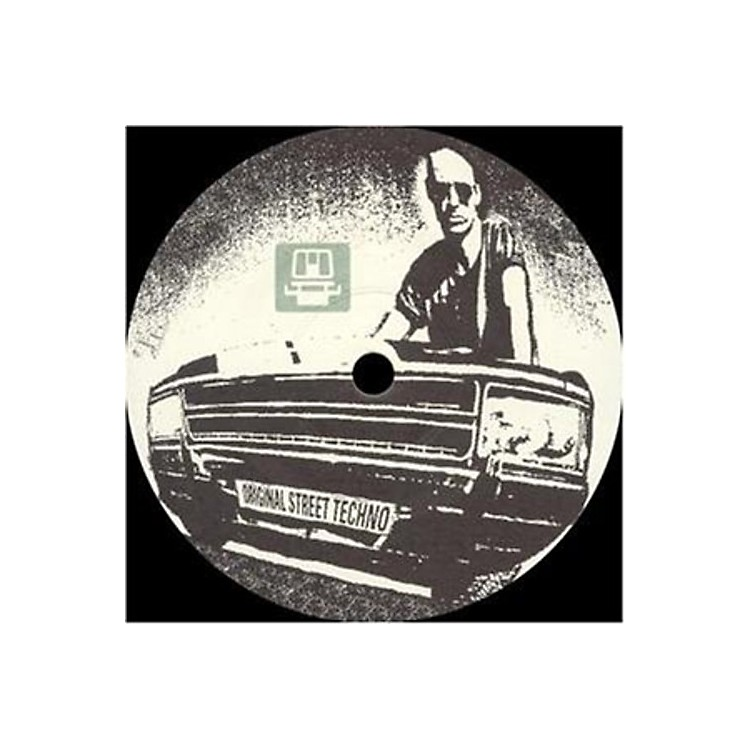 Alliance DJ Hell - Original Street Techno EP