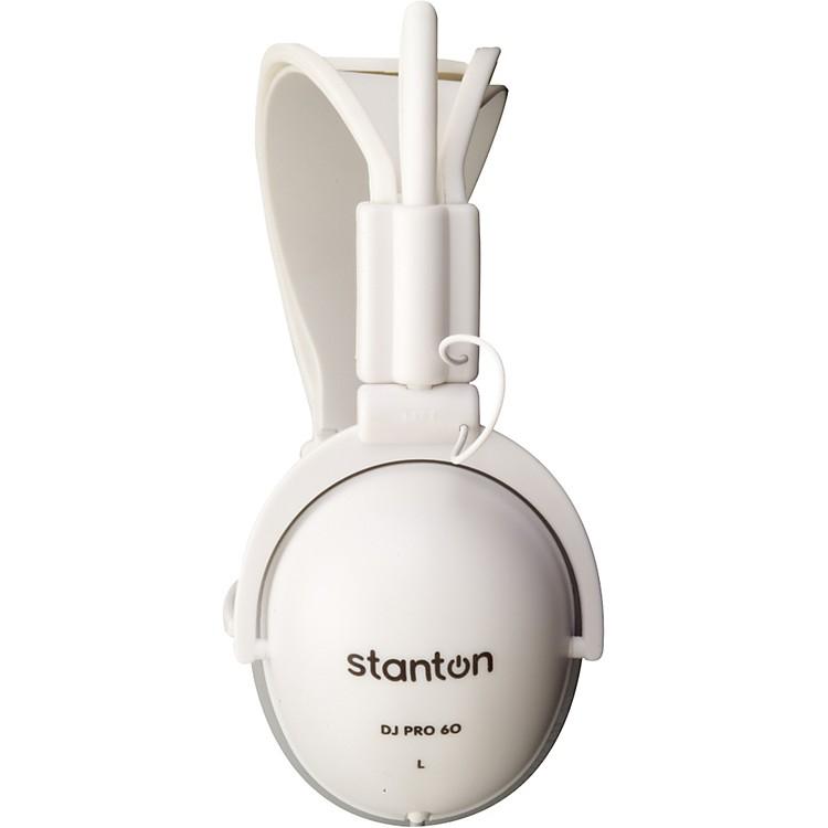 StantonDJ Pro 60 HeadphonesWhite
