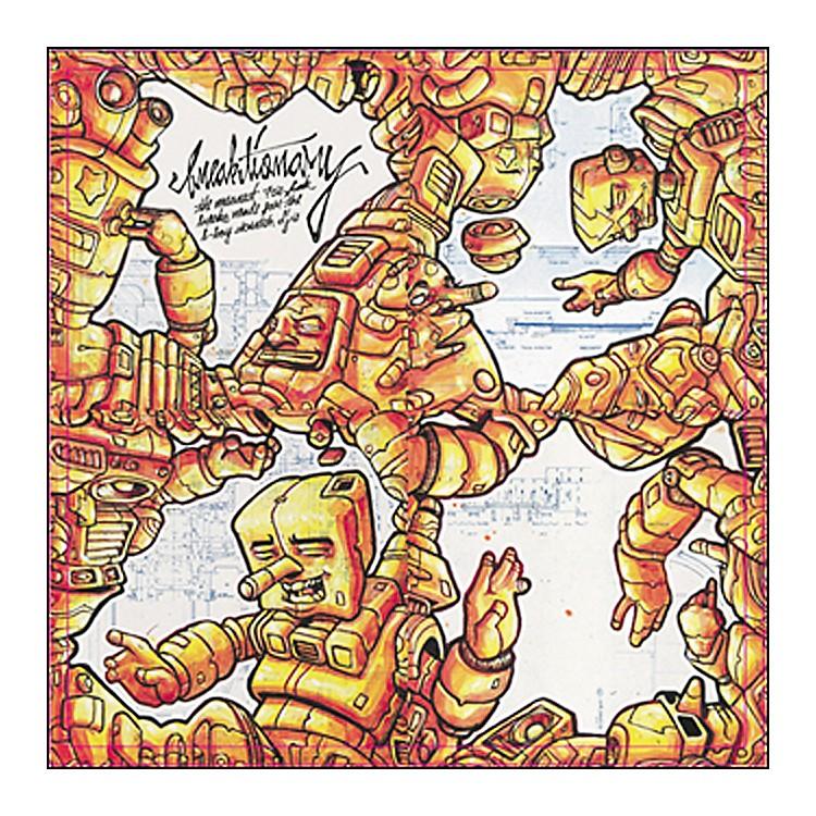 Thud RumbleDJ Qbert Breaktionary Vol. 4 - Vinyl Record