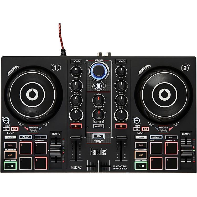 Hercules DJDJControl Inpulse 200 DJ Controller