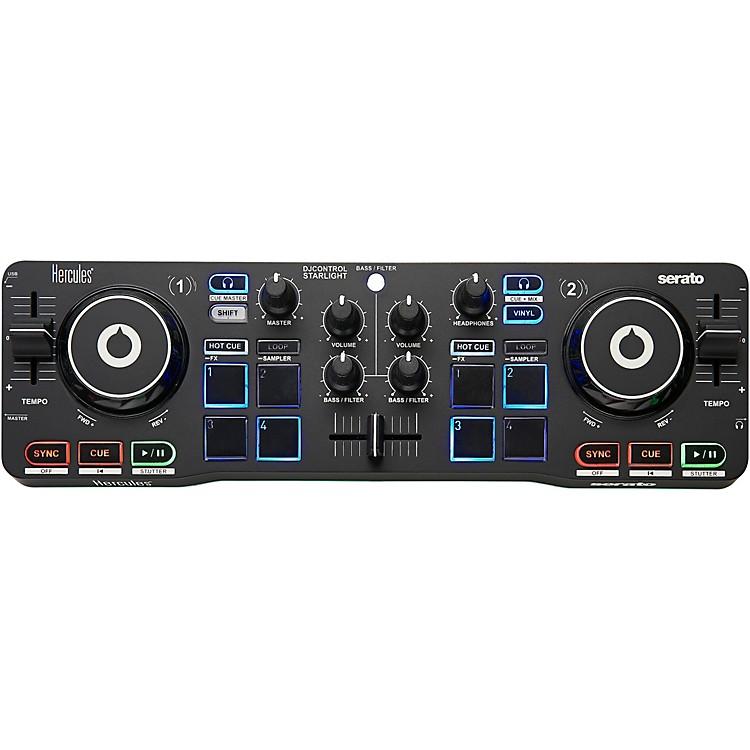 Hercules DJDJControl Starlight Controller for Serato DJ Lite