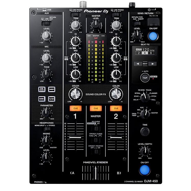 PioneerDJM-450 Professional Compact Mixer