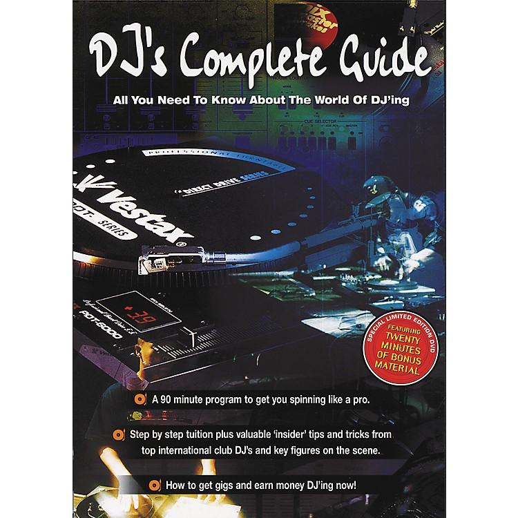 Hal LeonardDJ's Complete Guide DVD