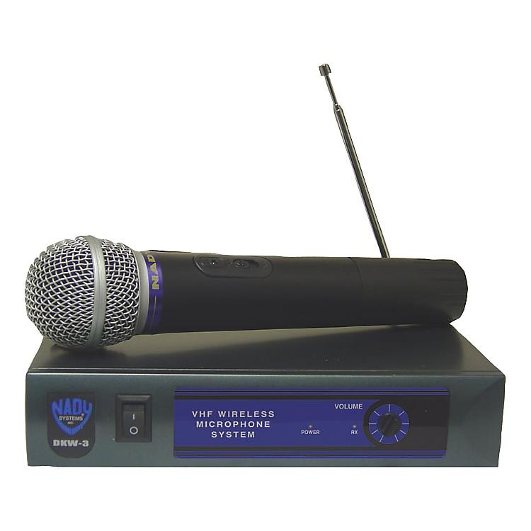 NadyDKW-3 Handheld Wireless SystemBand R