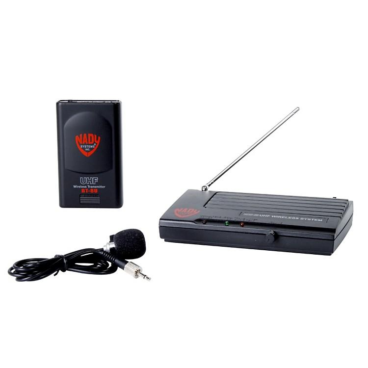 NadyDKW-8U Uni-Directional Lavalier Wireless System