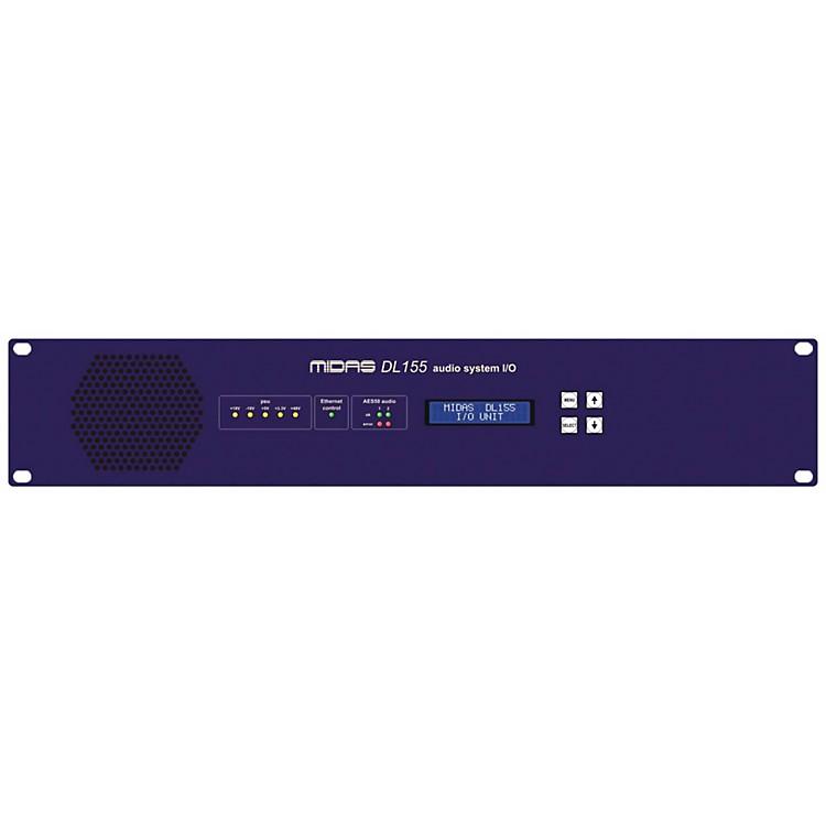 MidasDL155 16-Input 16-Output Stage Box